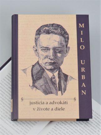 Kniha Milo Urban