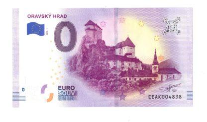 Euro bankovka