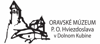 Oravské múzeum – Eshop
